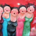 Uit volle borst- Judith Stam